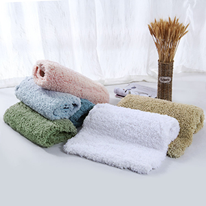 Soft Shaggy Bath Mat