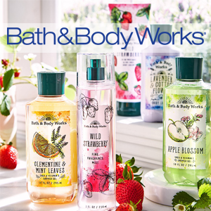 Bath and body work