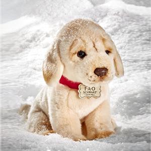Labrador Puppy Toy
