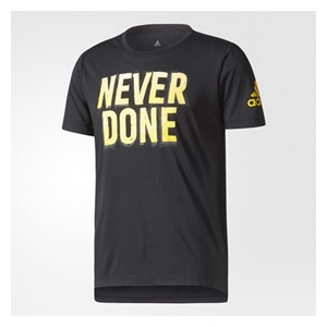 never done tee