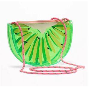 Kiwi-Shaped Jelly Bag