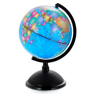 Augmented Reality Globe