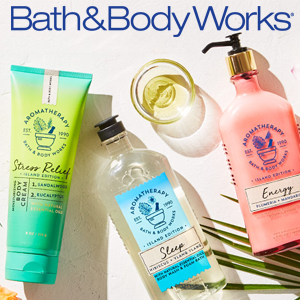 Bath & Body Works Sale1