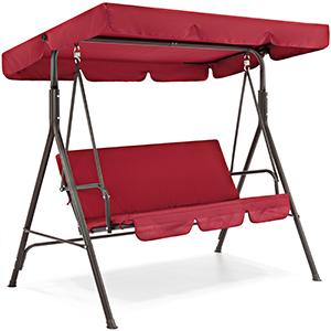 Convertible Canopy Swing