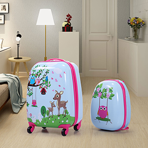 Lowestbest Kids Suitcase