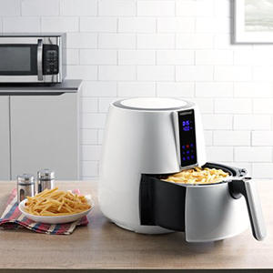 Digital Oil-Less Fryer