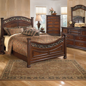 Ashley Leahlyn Signature Bed