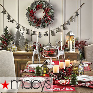 Macys Christmas Decor