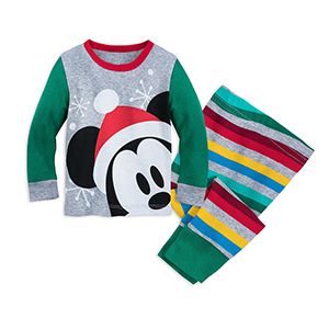 Holiday Baby PJs