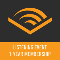 1-Year Audible Membership