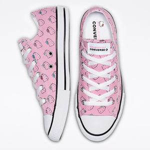 Hello Kitty Kids Chuck Taylors