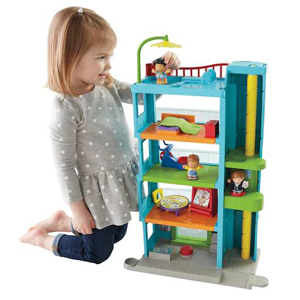 Fisher-Price Little People Friendly