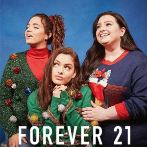 Forever 21 WInters
