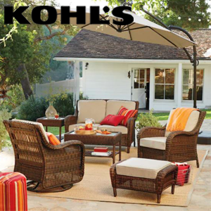 Kohl S Up To 70 Patio Furniture More Extra 20 10 Off