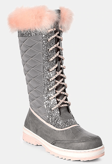 sparkle-boot