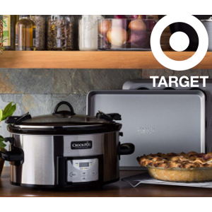Target One Day Sale Select Kitchen Appliances Cookware