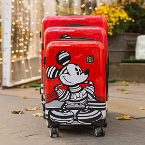 Disney Hardside Luggage