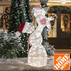 Home Depot Christmas Sale