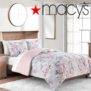 Macys Comforter Set