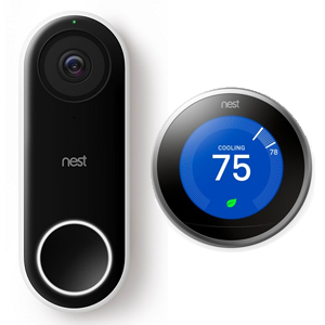 Nest Doorbell or Thermostat