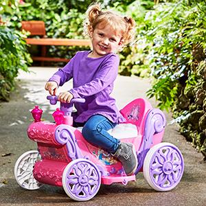 Disney Princess Ride-On