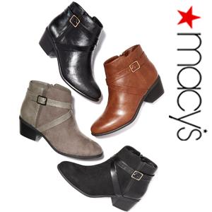 Macy's Women Boots1