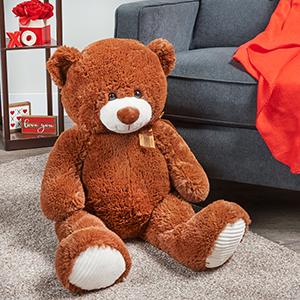 Brown Bear Stuffed Animal