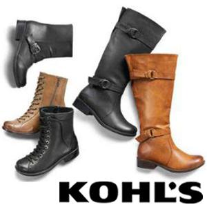 Kohls boots1