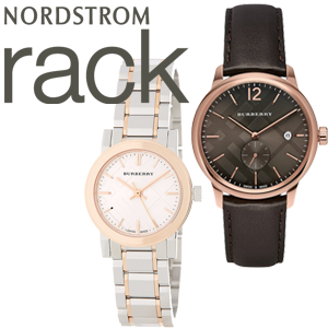 deca069d0a6 Up to 90% Off Burberry Watches @ Nordstrom Rack