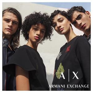 armani exchange black friday