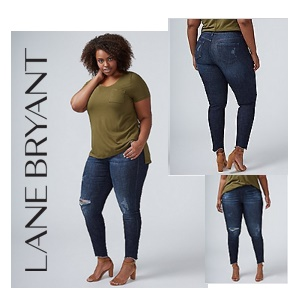 Lane Bryant Women jeans