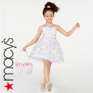 Macys Kids Easter