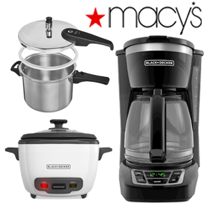 Macys Small Appliances