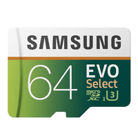 Samsung memory card with adapter