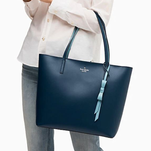 Lawton Way Leather Tote
