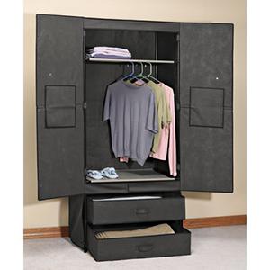 Kimball Clothing Wardrobe