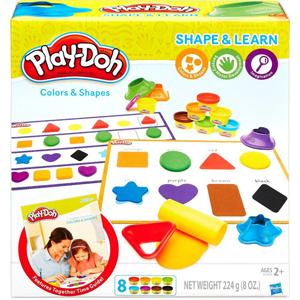 Play-Doh Shape
