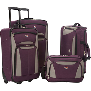 Nested Luggage Set