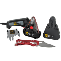 Knife & Tool Sharpener