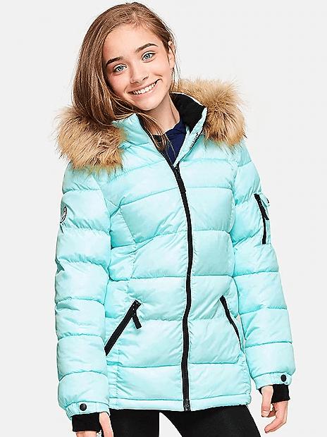 puffer-coat