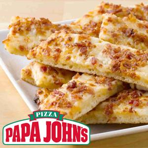 Papa Johns Cheese sticks