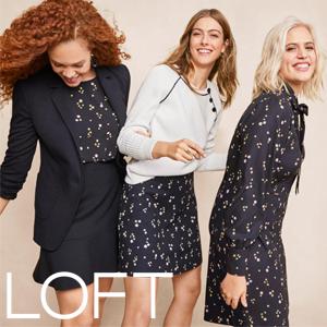 Loft Dresses1