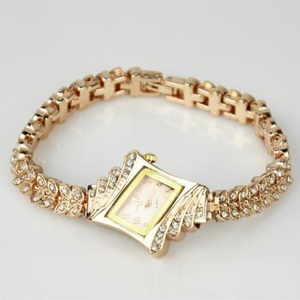Bangle Wrist Watch