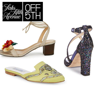 Saks fifth shoes