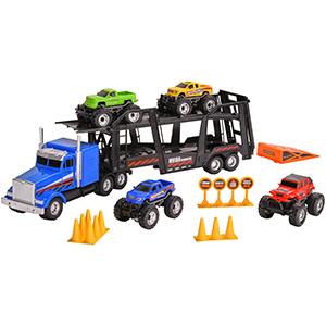 Light & Sound Vehicle Transporter