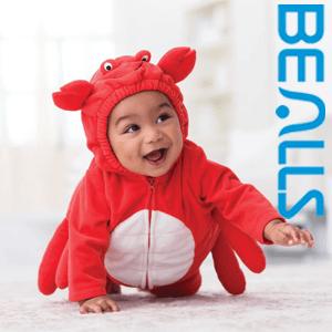 bealls Kids costume