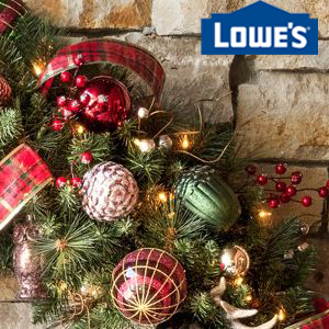 Lowes Christmas