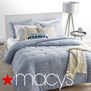 Macys Scribble Comforter