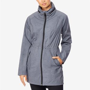 Hooded Anorak Raincoat