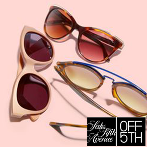 Saks Off 5th Sunglasses